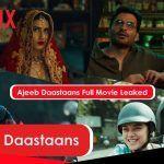 Ajeeb Daastaans Full Movie Download