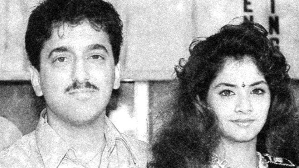 Sajid Nadiadwala and Divya