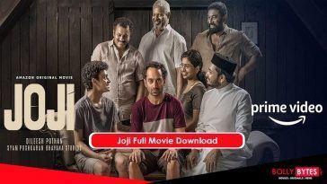 Joji Full Movie Download
