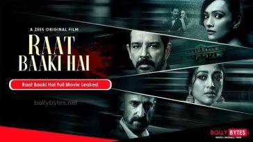 Raat Baaki Hai Full Web Series Download