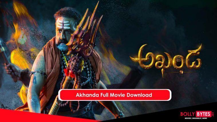 Akhanda Full Movie Download