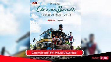 Cinemabandi Full Movie Download
