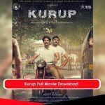 Kurup Full Movie Download