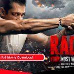 Radhe Full Movie Download