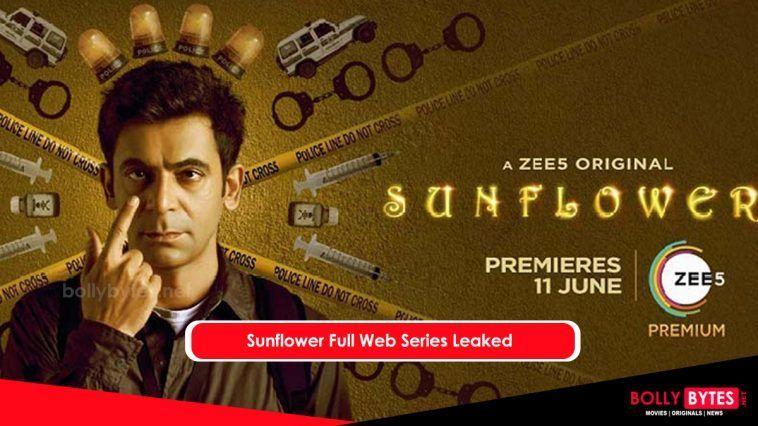 Sunflower Full Web Series Download