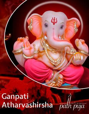 Ganpati Atharvashirsha Puja