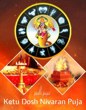 Ketu Dosh Nivaran Puja