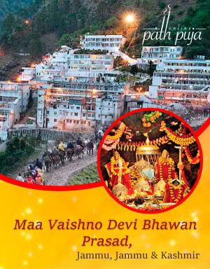 Maa Vaishno Devi Prasad, Bhawan