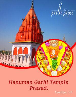 Hanuman Garhi Temple Prasad