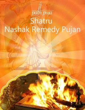 Shatrunashak Remedy Pujan