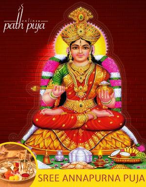 Sree Annapurna Puja