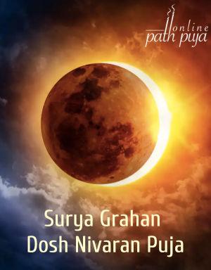 Surya Grahan Dosh Nivaran Puja