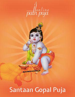 Santaan Gopal Puja