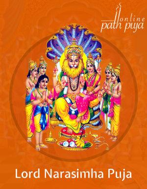 Lord Narasimha Puja