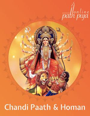 Chandi Paath & Homan