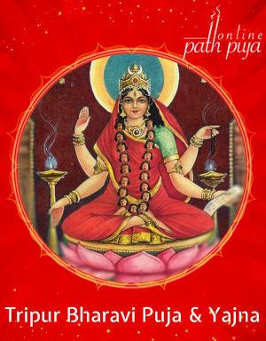 Tripur Bharavi Puja & Yajna