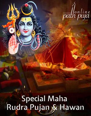 Special Maha Rudra Pujan & Hawan