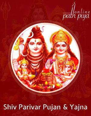 Shiv Parivar Pujan & Yajna