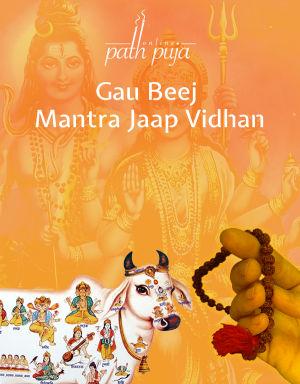 Gau Beej Mantra Jaap Vidhan Puja