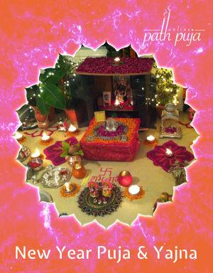 New Year Puja &Yajna
