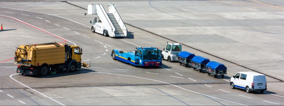 Airport equipment