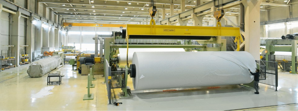 Paper mill equiment