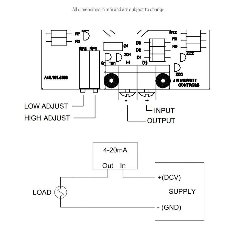 ESS 420 Wiring Details