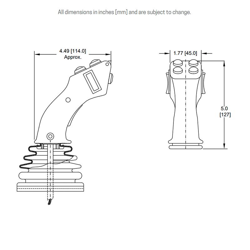 FG3 dimensions