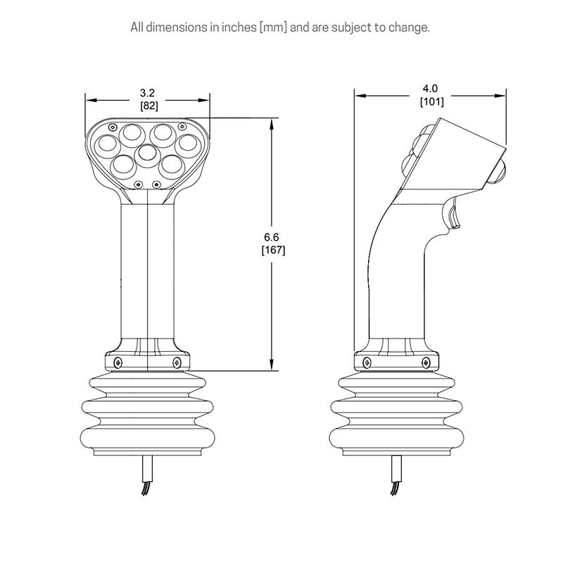 FG5 dimensions