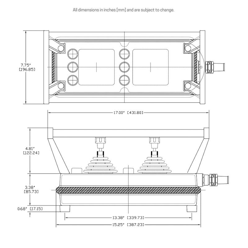 FGP-02 dimensions