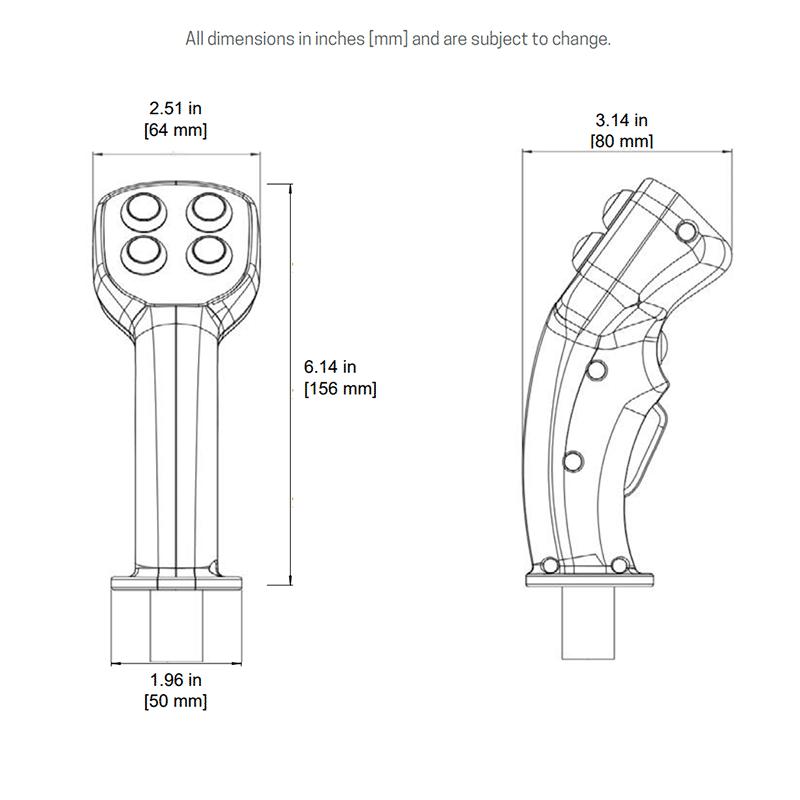 G58 dimensions