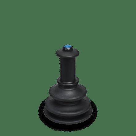 MG9 push button handle