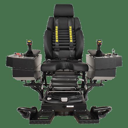 Merritt Synergy operator chair system