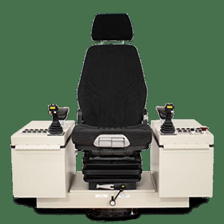 Merritt Ultra operator chair system