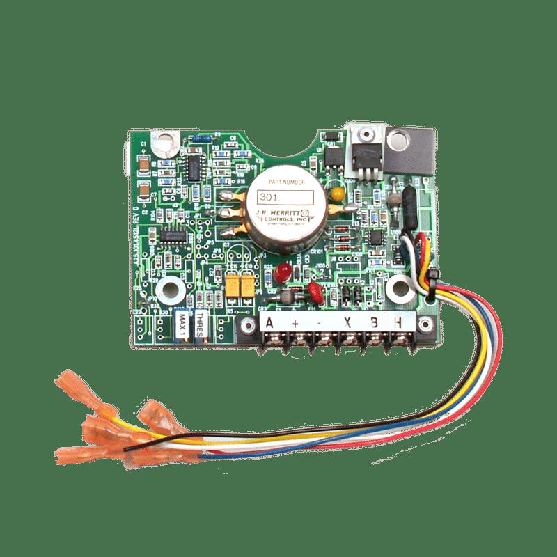 PFC voltage card