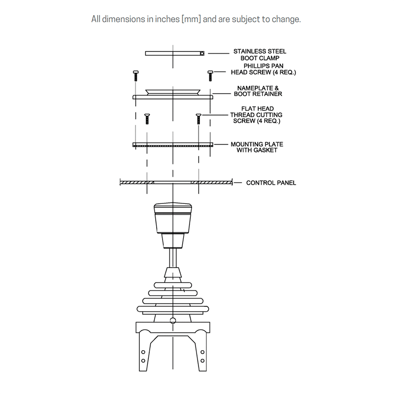 VNS2 mounting instructions
