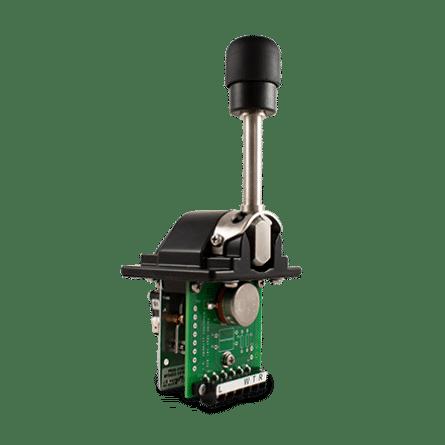 Single-axis joystick