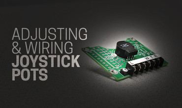A Look at Adjusting & Wiring Joystick Potentiometers