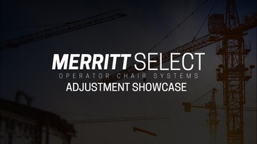 Merritt Select Adjustment Showcase