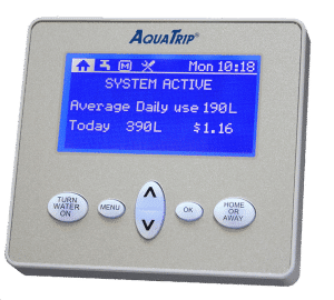 Aquatrip leak detection