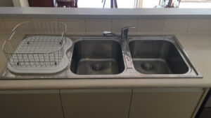 Kitchen Sink Replacement