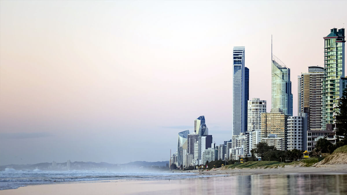 Photo of Gold Coast Coastline