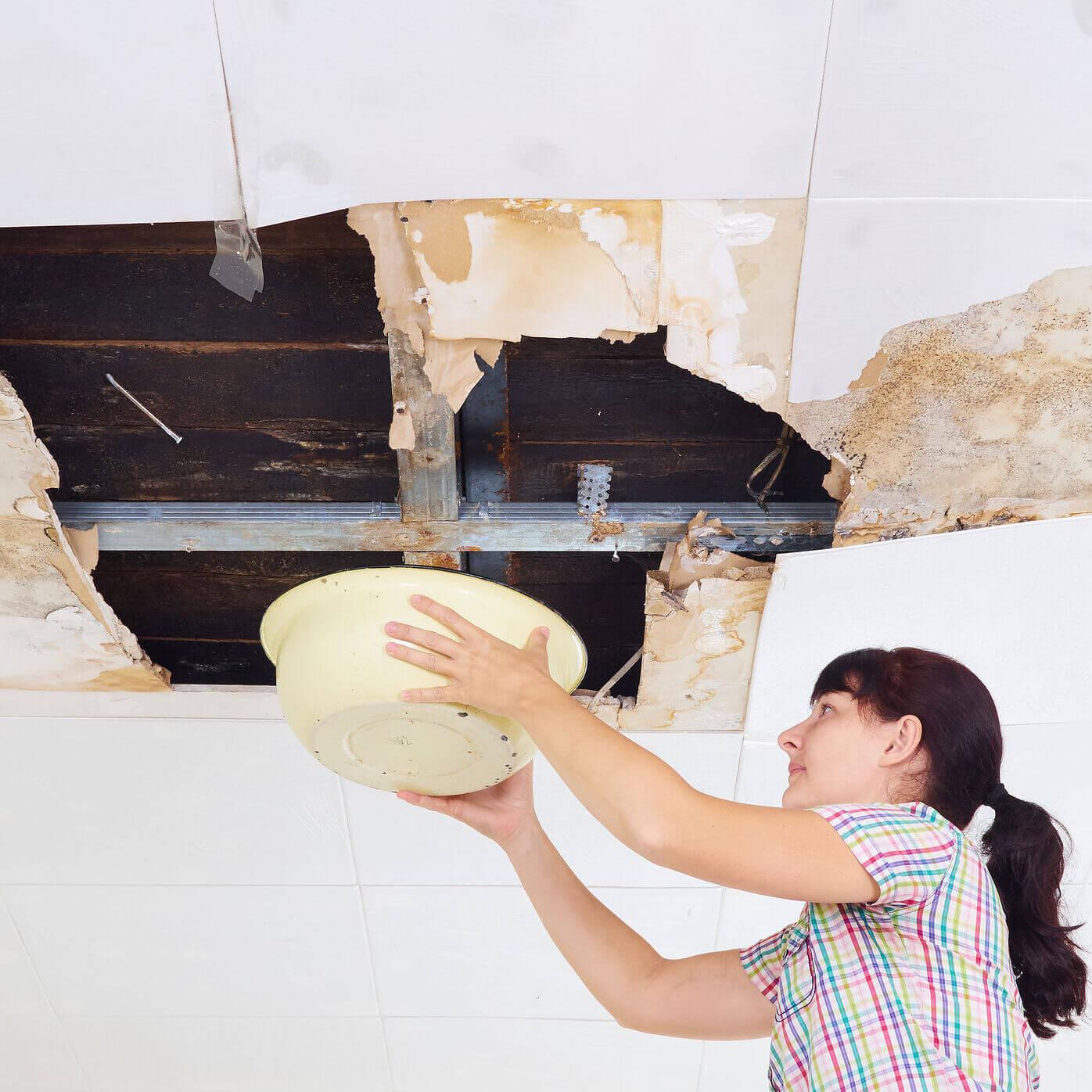 Roof Leaks Repaired 1
