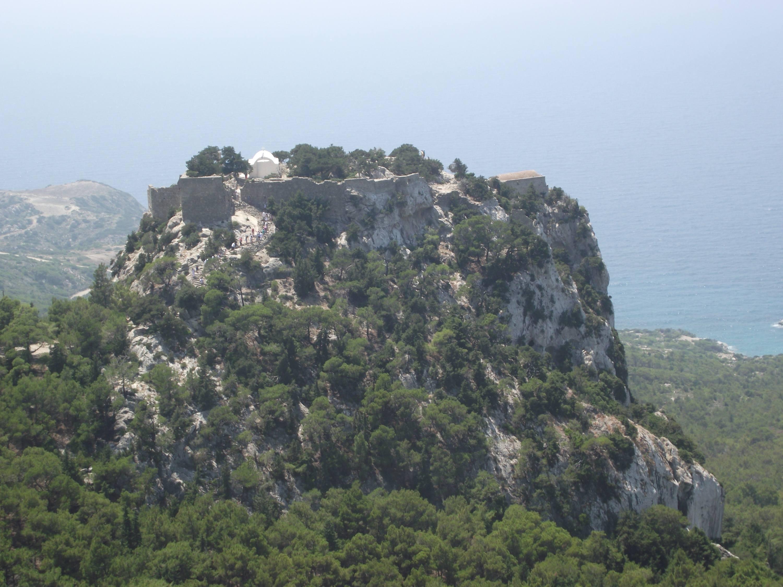 Monolithos Rhodos