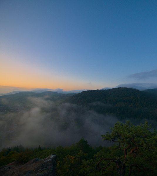 Wieder im Trend - Wildcampen: Trekkingplätze in der Pfalz