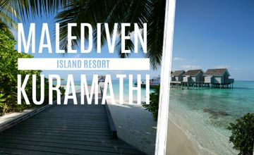 Malediven Urlaub - Kuramathi Island Resort