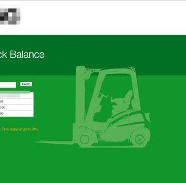 Stock Balance