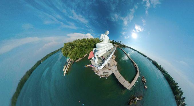360 Grad Bilder veröffentlichen mit 360-To-HTML