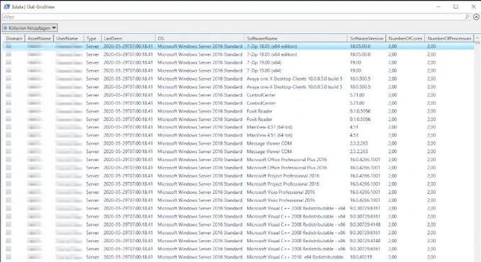 So überprüfen Sie, ob sich Ihre Active Directory-Computer in Ivanti DSM und Lansweeper befinden