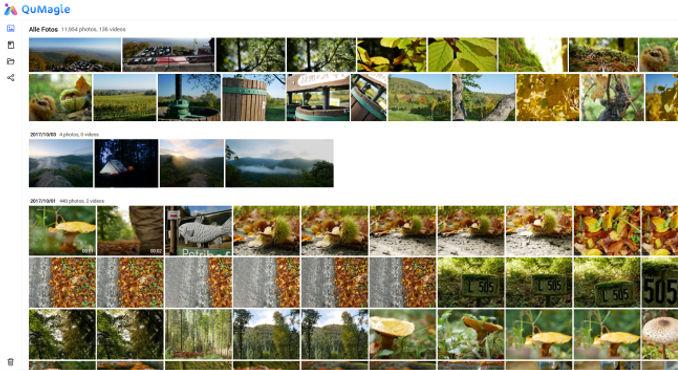 Qnap veröffentlicht QuMagie als Google Photos Alternative